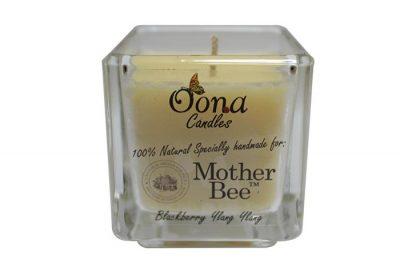 Beeswax & Soya Candle Blackberry & Ylang Ylang