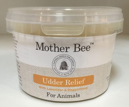 Udder Relief   For Lactating Animals