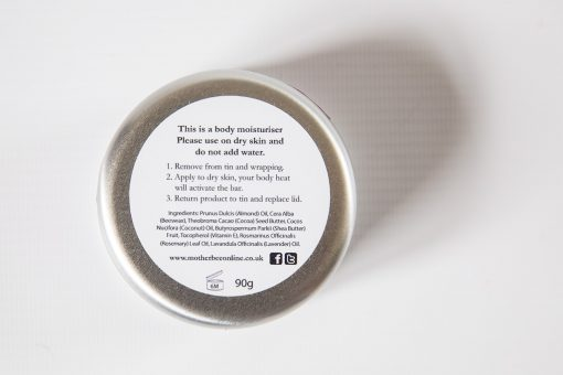 Moisturising Lotion Bar