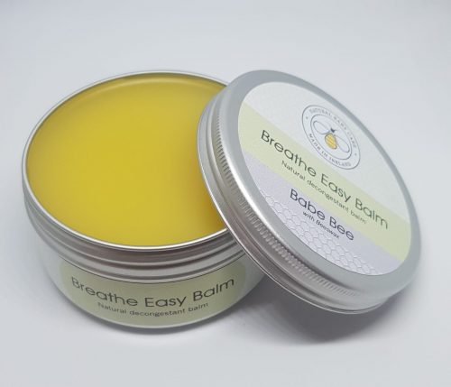 Breathe Easy - Natural Decongestion Balm