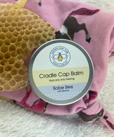 Mother Bee Cradle Cap Balm