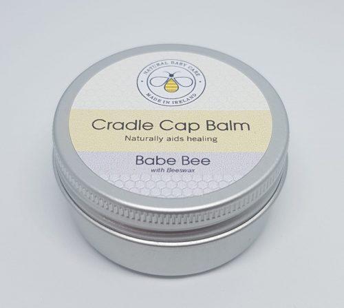 Cradle Cap Balm – Naturally Aids Healing