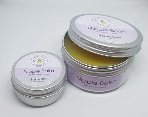 Nipple Balm - with Lavender and Chamomile