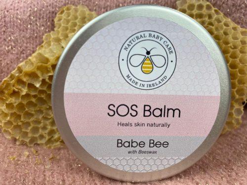 SOS Balm - Heals Baby Skin Naturally