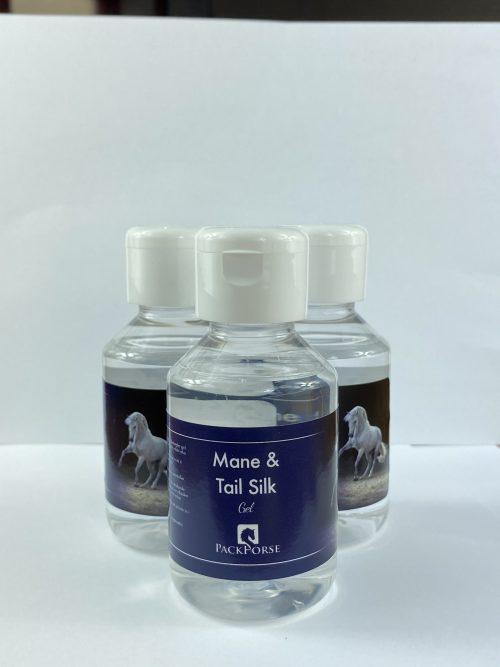 Packhorse Mane and Tail Silk Gel 250ml