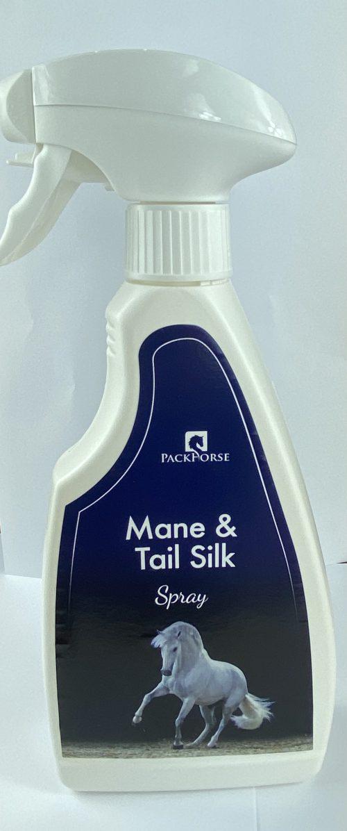PackHorse Mane and Tail Silk Spray 500ml