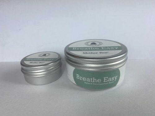 Breathe Easy - Natural Decongestion Balm